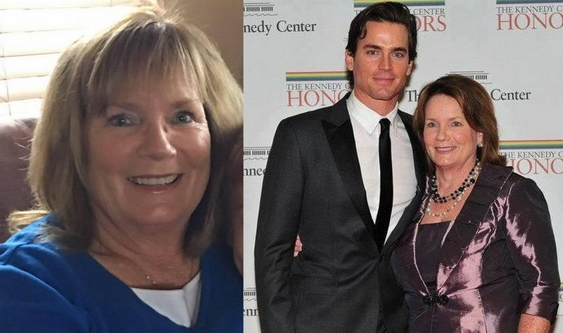 Matt Bomer's family - mother Elizabeth Macy Bomer