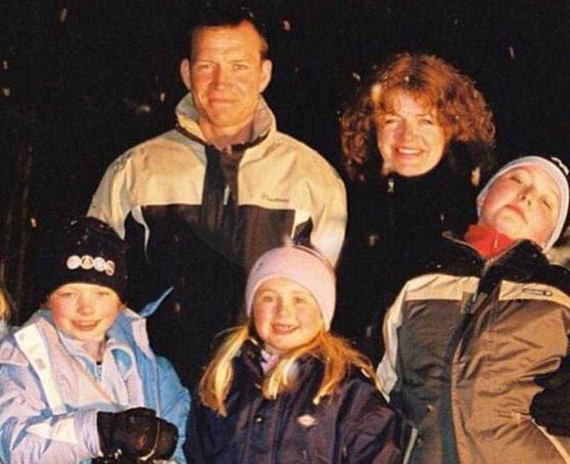 Sam Smith's family