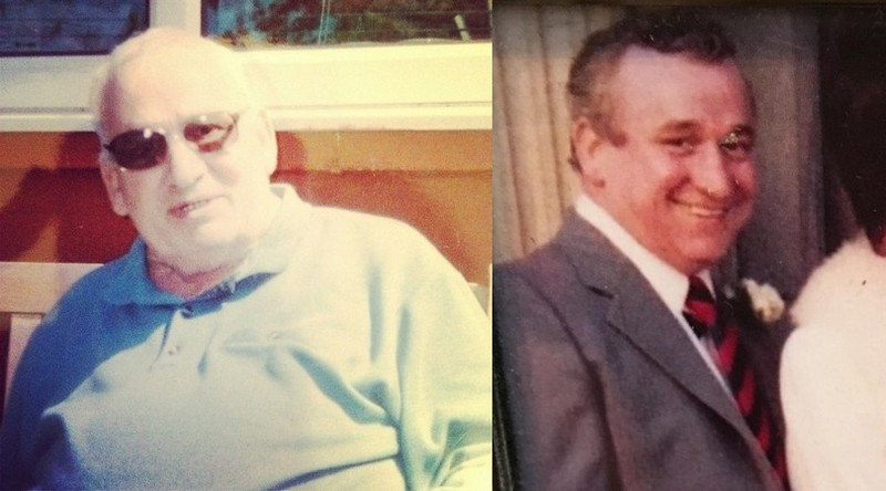 Zayn Malik's family - maternal grandfather Walter Brannan