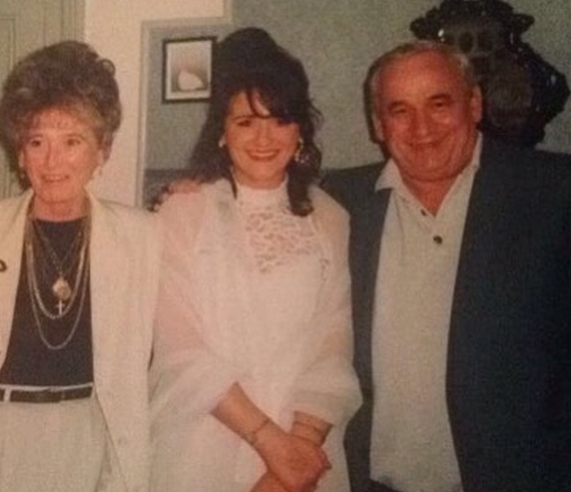 Zayn Malik's family - maternal grandparents