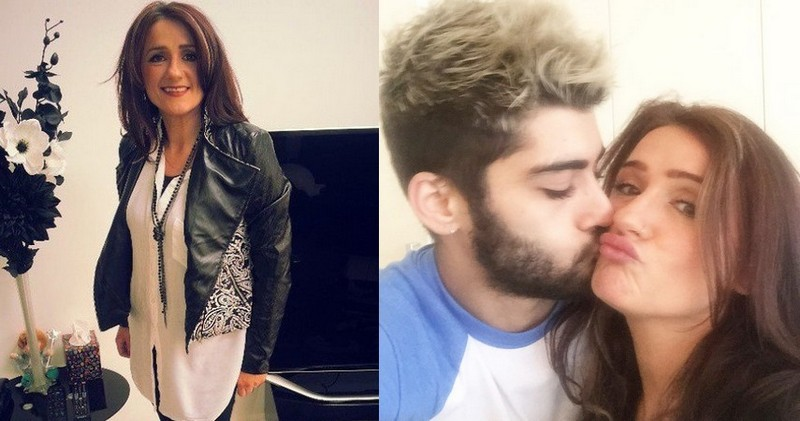 Zayn Malik's family - mother Tricia Malik