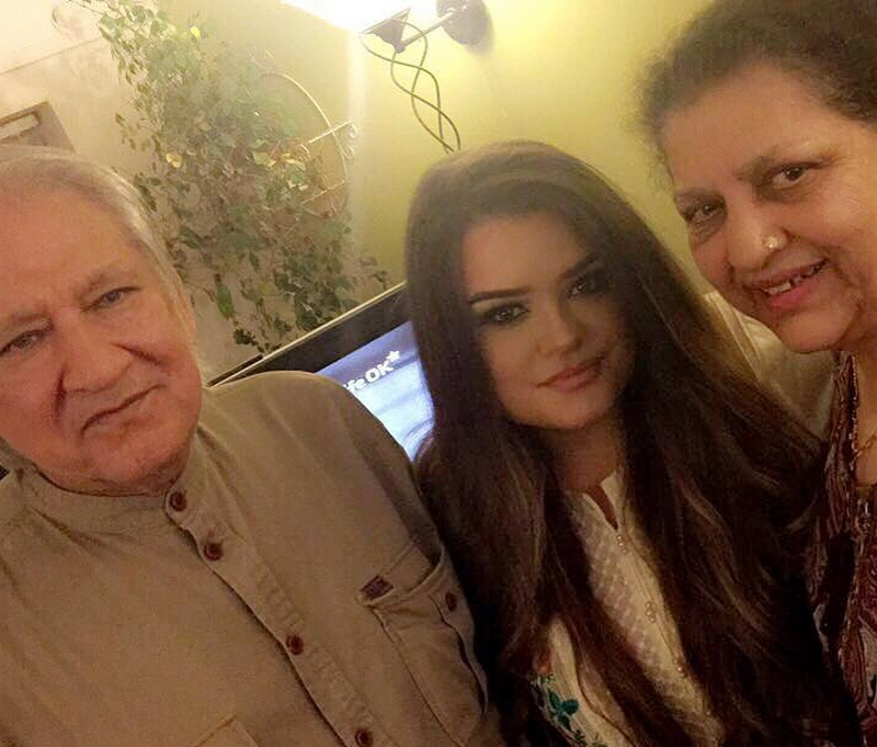 Zayn Malik's family - paternal grandparents