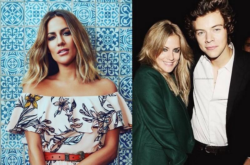 Harry Styles's ex-girlfriend Caroline Flack