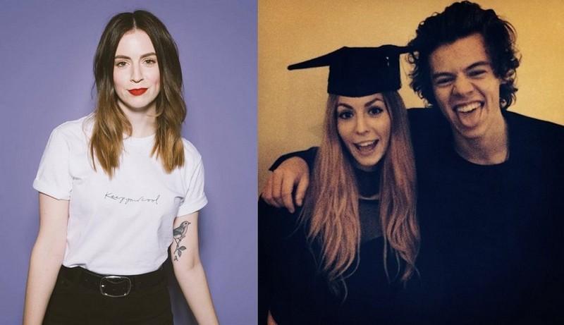 Harry Styles' siblings - sister Gemma Styles
