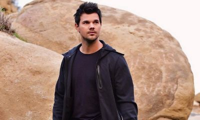 Taylor Lautner's family: parents, siblings, wife and kids