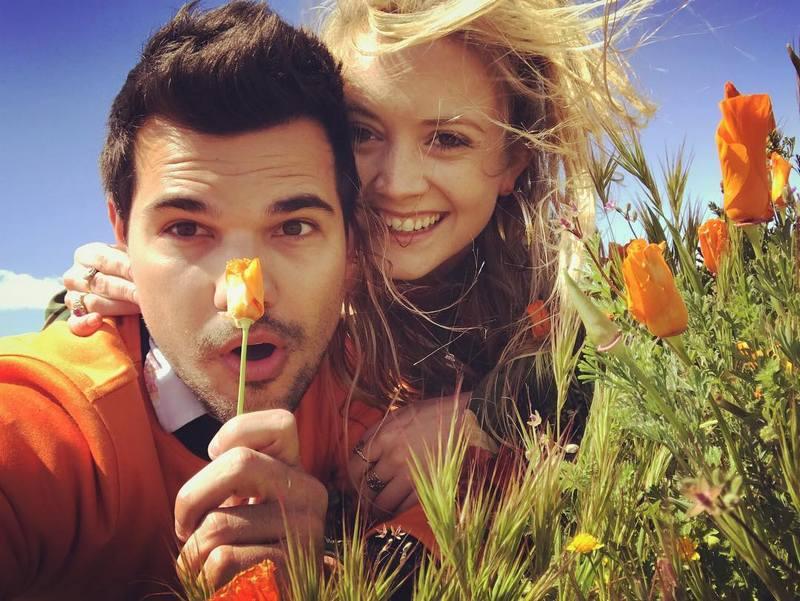 Taylor Lautner's ex-girlfriend Billie Lourd