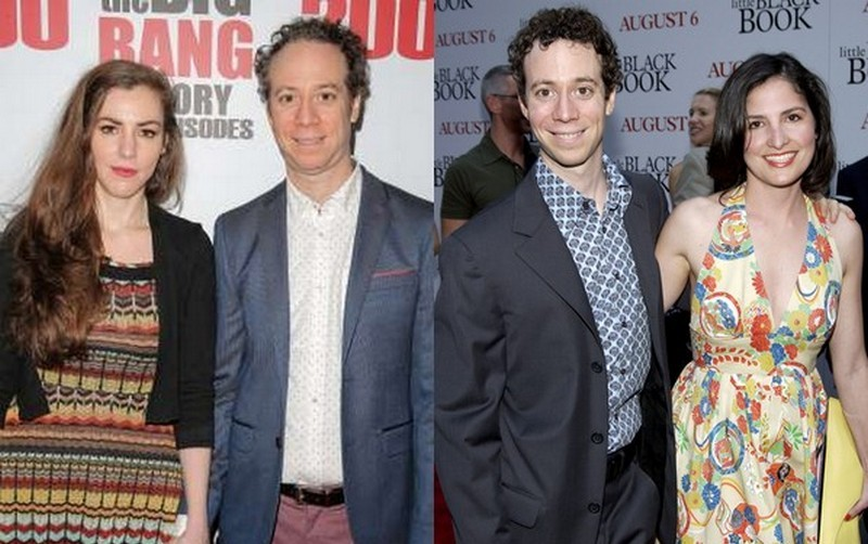 Kevin Sussman with ex-wife Alessandra Young