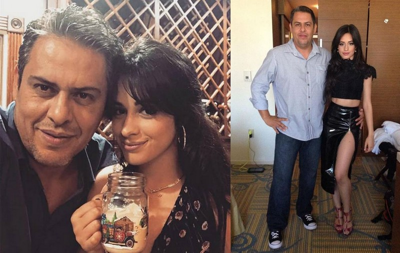 Camila Cabello's family - father Alejandro Cabello