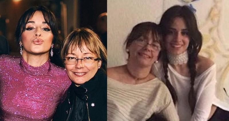 Camila Cabello's family - mother Sinuhe Estrabao
