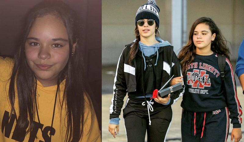 Camila Cabello's siblings - sister Sofia Cabello