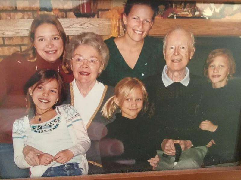 Grace VanderWaal's family - paternal grandparents