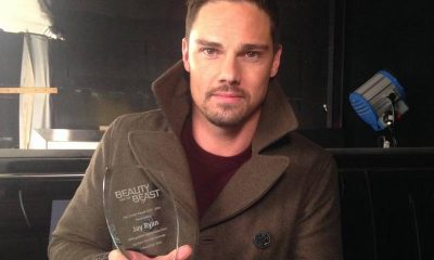 Jay Ryan's family: parents, siblings, wife and kids