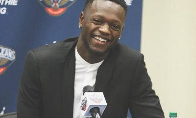 Julius Randle's family: parents, siblings, wife and kids