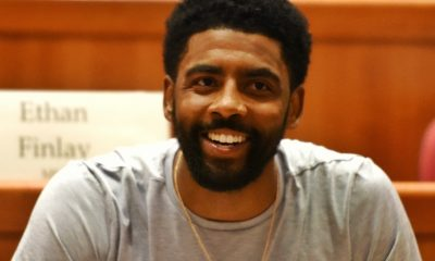 Kyrie Irving's family: parents, siblings, wife and kids