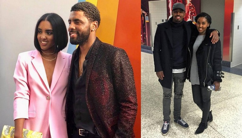 Kyrie Irving's siblings - sister Asia Irving