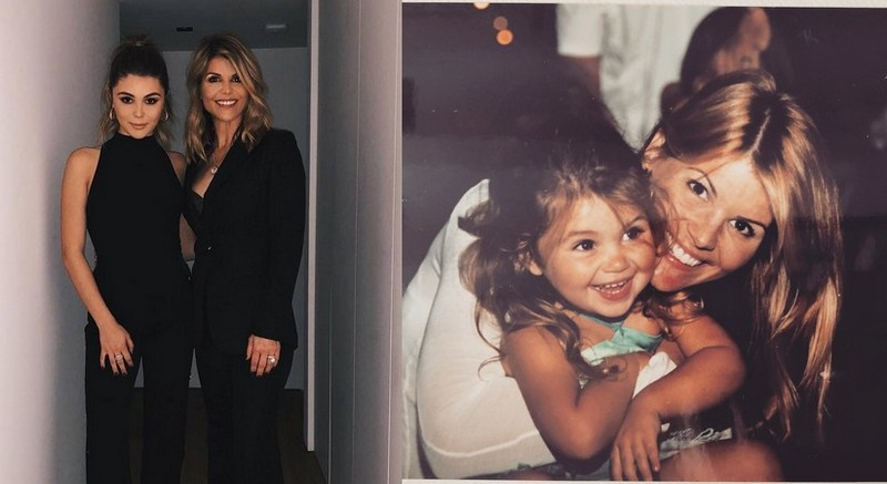 Lori Loughlin's children - daughter Olivia Jade Giannulli