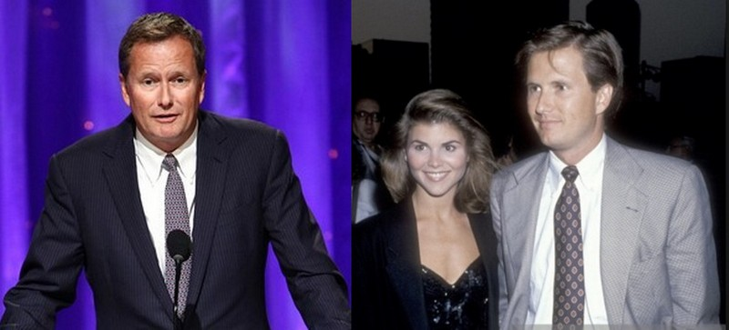 Lori Loughlin's family - ex-husband Michael R. Burns