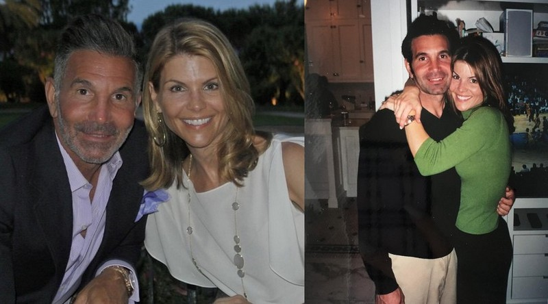 Lori Loughlin's family - husband Mossimo Giannulli