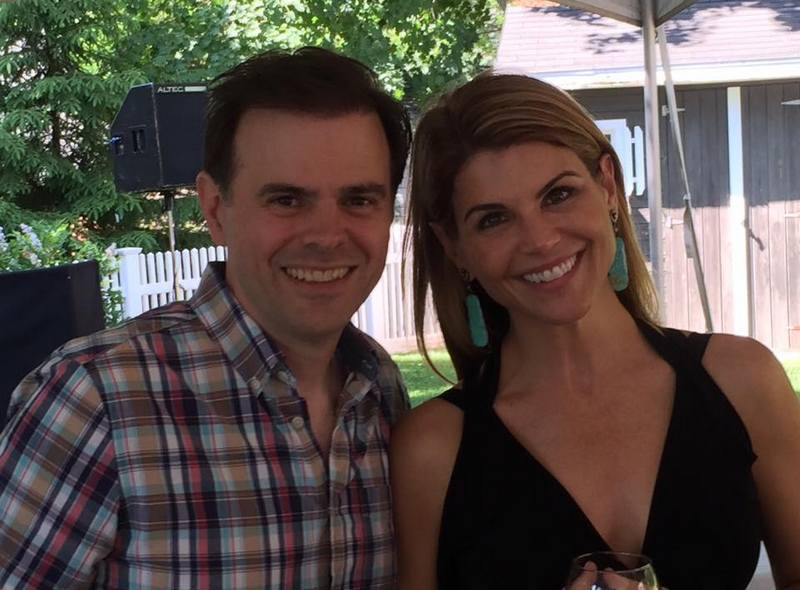 Lori Loughlin's siblings - brother Roy W. Loughlin