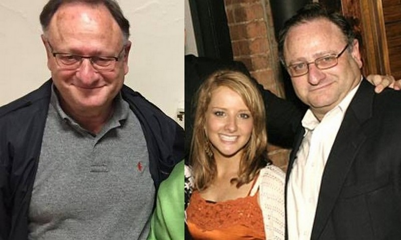 Melissa Rauch's family - father David Rauch