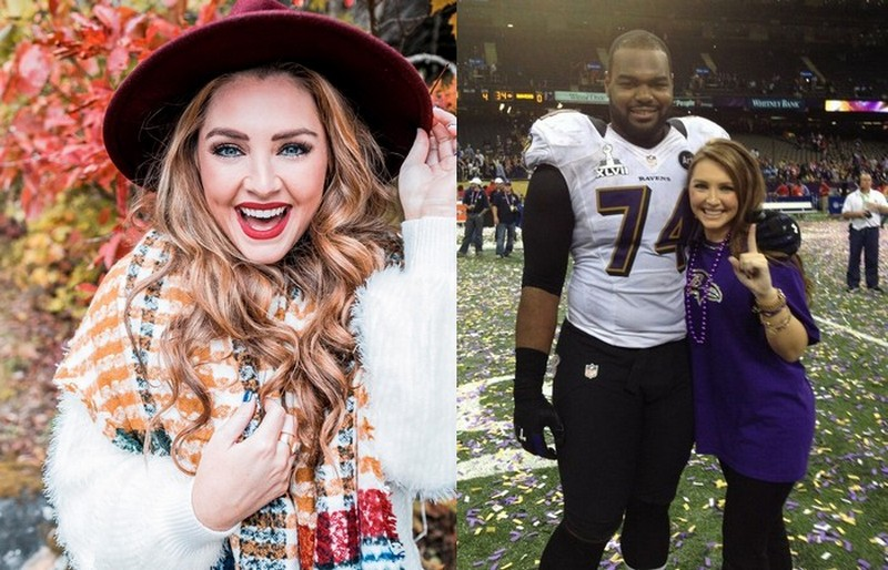 Michael Oher's siblings - adoptive sister Collins Tuohy