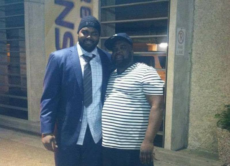 Michael Oher's siblings - half-brother Marcus Watkins