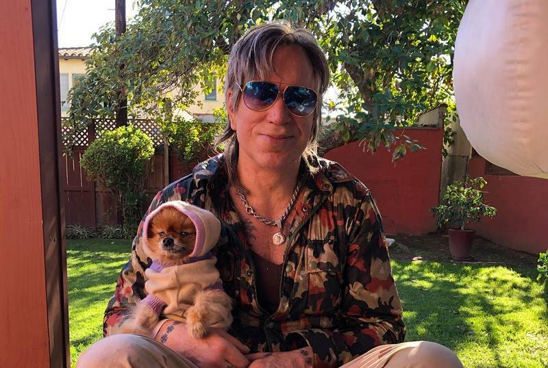 Curious Facts about Mickey Rourke's Family - BHW