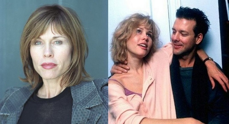 Mickey Rourke's family - ex-wife Debra Feuer