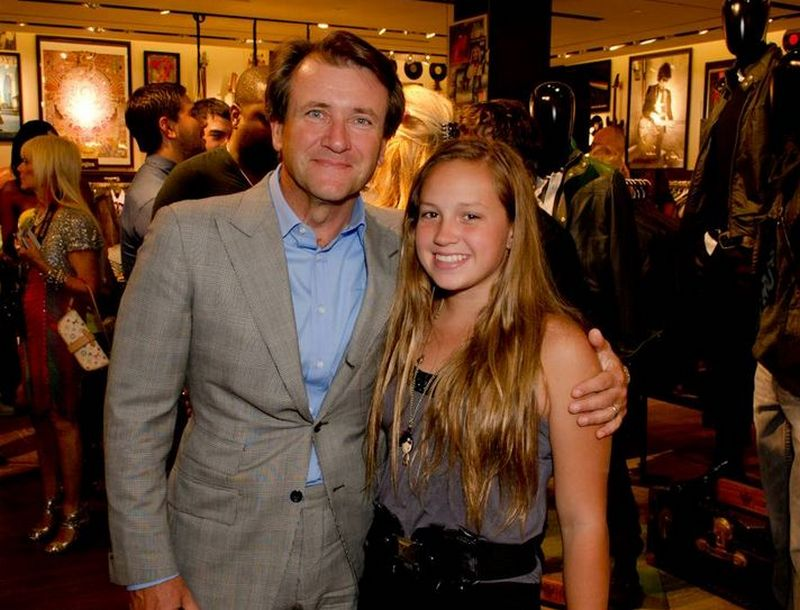 Robert Herjavec's children - daughter Skye Herjavec