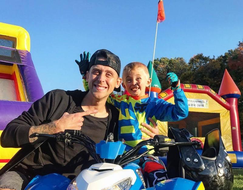 Roman Atwood's children - son Kane Alexander Atwood