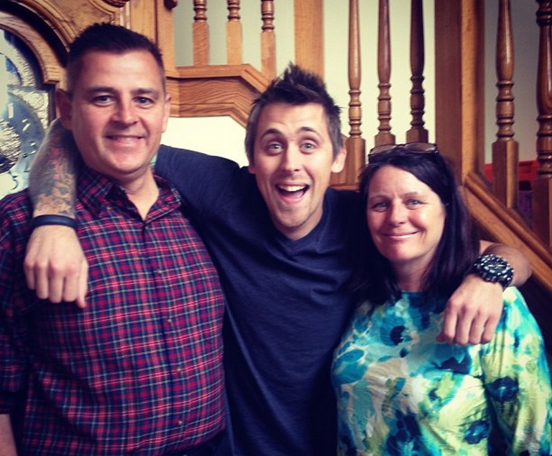 Roman Atwood's family - mother Susan Anne Christman