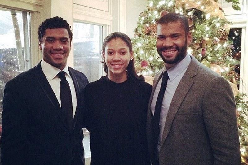 Russell Wilson's siblings