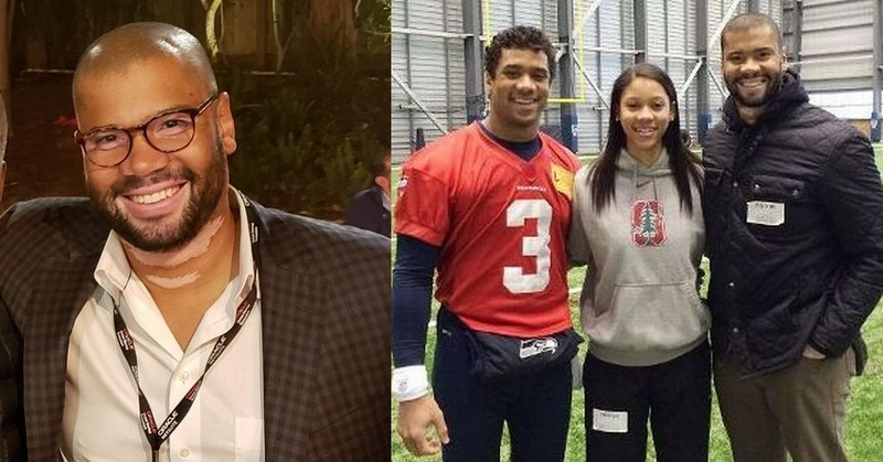 Russell Wilson's siblings - brother Harrison Wilson IV