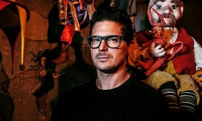 Zak Bagans' Family: parents, siblings, wife and kids