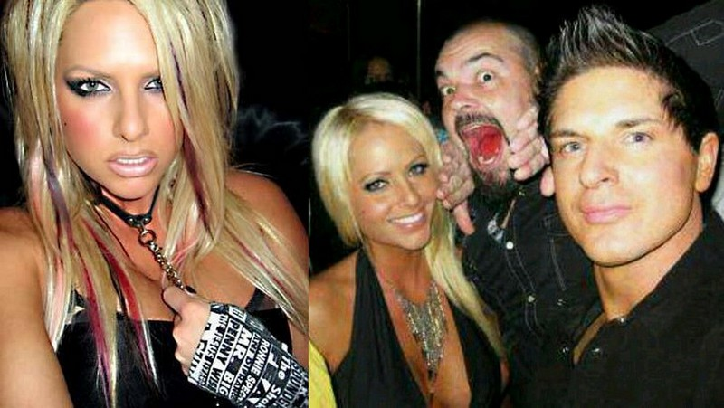 Zak Bagans' ex-girlfriend Christine Dolce