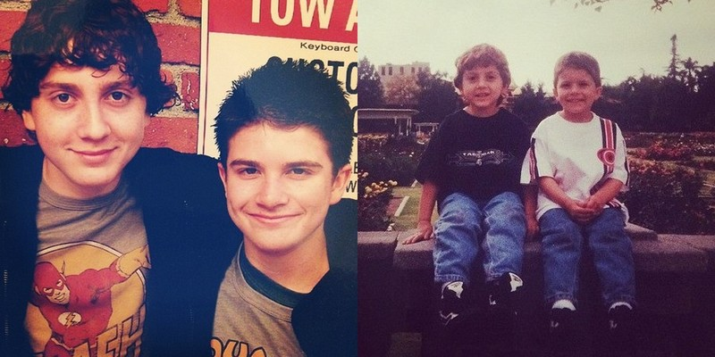 Daryl Sabara's siblings - twin brother Evan Sabara