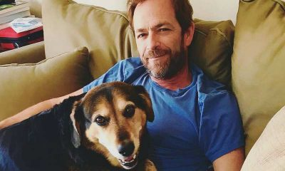 Luke Perry's family: parents, siblings, wife and kids
