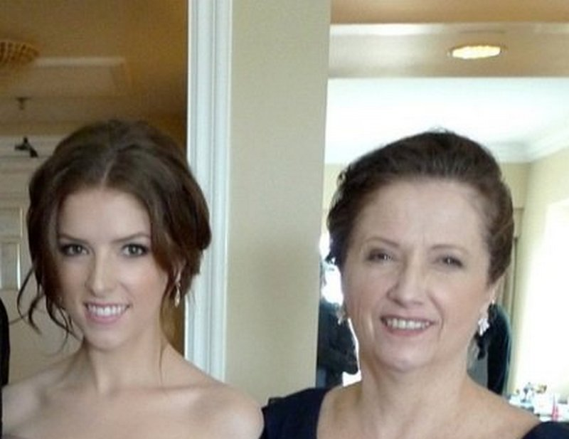 Anna Kendrick's family - mother Janice Kendrick