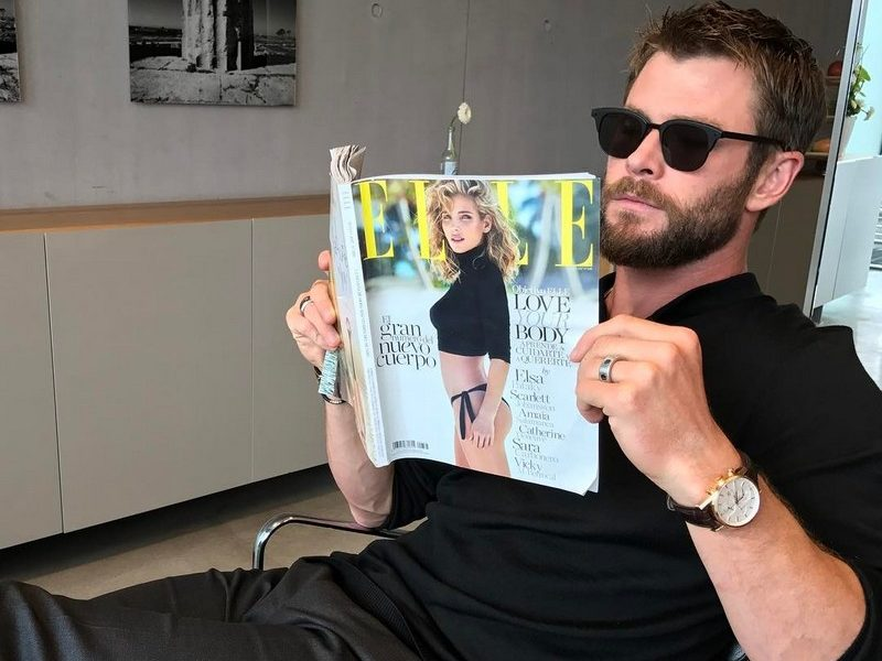 Chris Hemsworth's family: parents, siblings, wife and kids