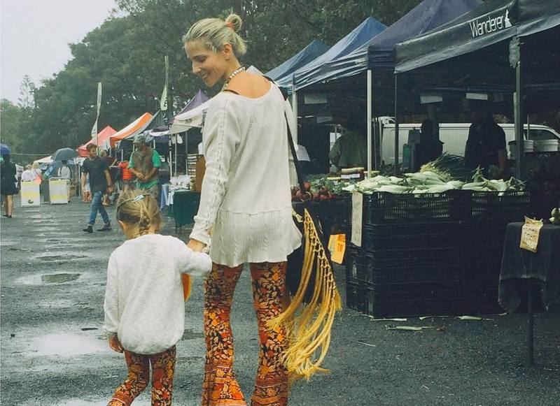 Chris Hemsworth's children - daughter India Rose Hemsworth