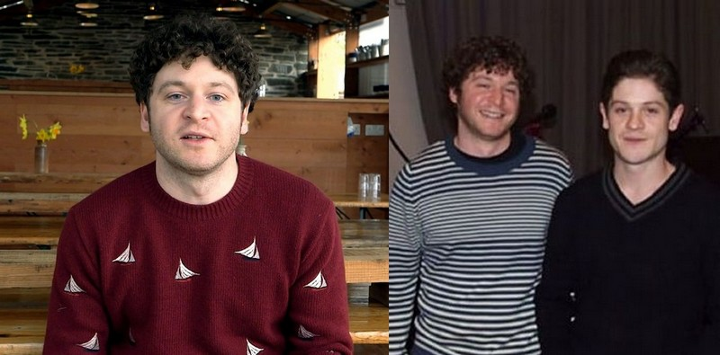Iwan Rheon's siblings - brother Aled Rheon