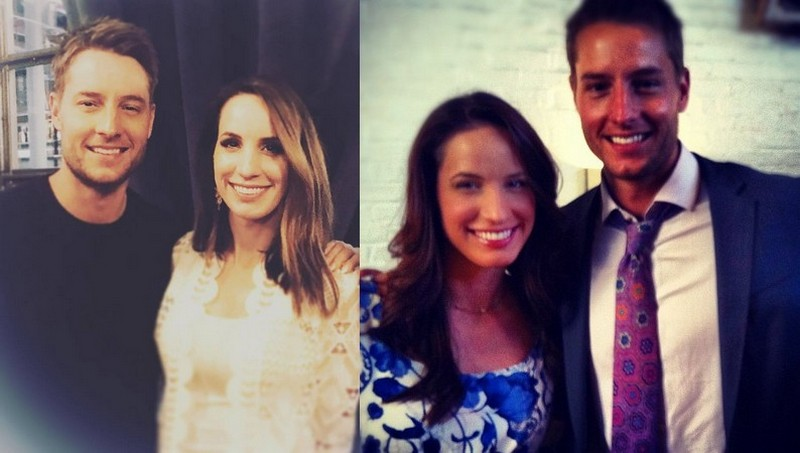 Justin Hartley's siblings - sister Megan Hartley