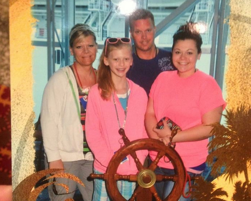 Loren Gray's family - parents and half-sister