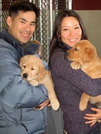 Lucy Liu's siblings - brother Alex Liu