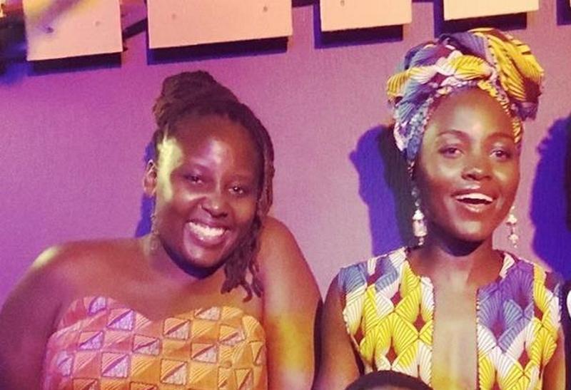 Lupita Nyong'o siblings - sister Esperanza Nyong'o Masesa