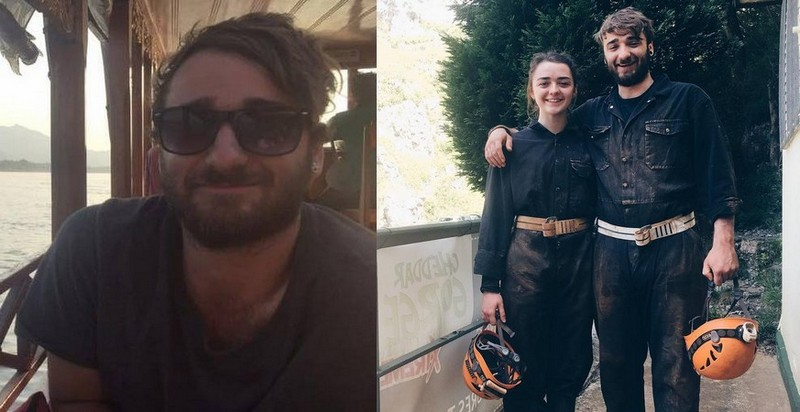 Maisie Williams' siblings - brother Ted Williams