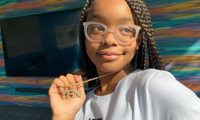 Marsai Martin's family: parents, siblings, boyfriend and kids