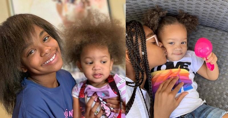 Marsai Martin's siblings - sister Cydni Martin