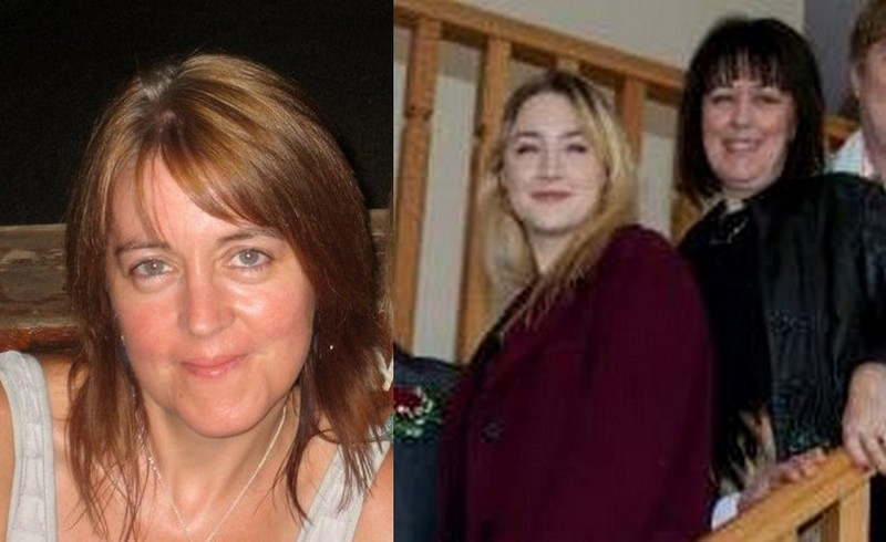 Saoirse Ronan's family - mother Monica Ronan