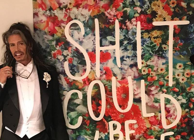 Steven Tyler's family: parents, siblings, wife and kids